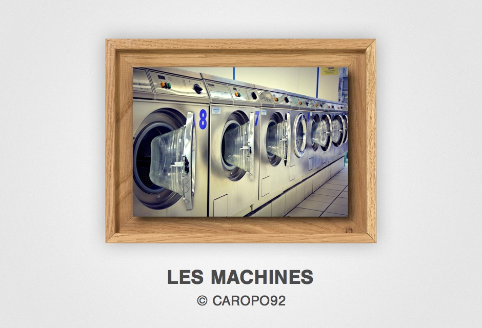 LES MACHINES